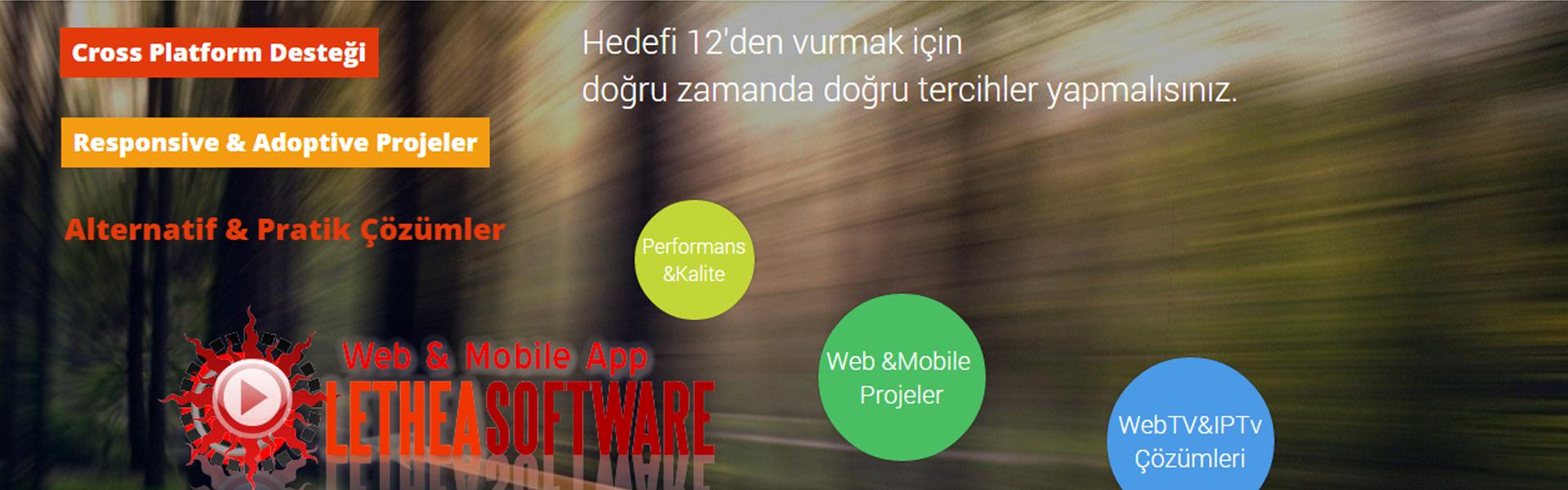 Lethea Software Yayında