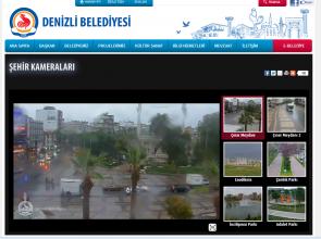 Denizli Belediyesi Şehir Kameraları