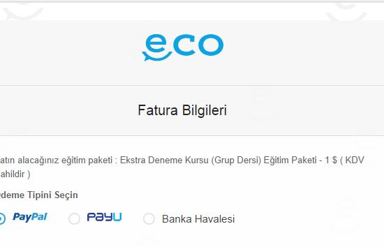 Paypal Payu Ödeme Entegrasyonu