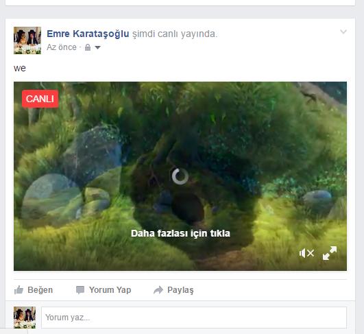 facebook_canli