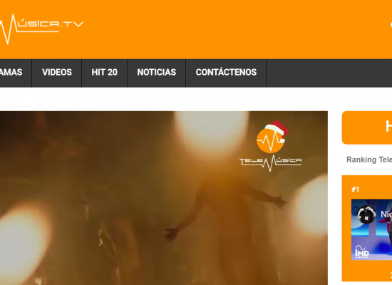 Telemusica Live Streaming Solution
